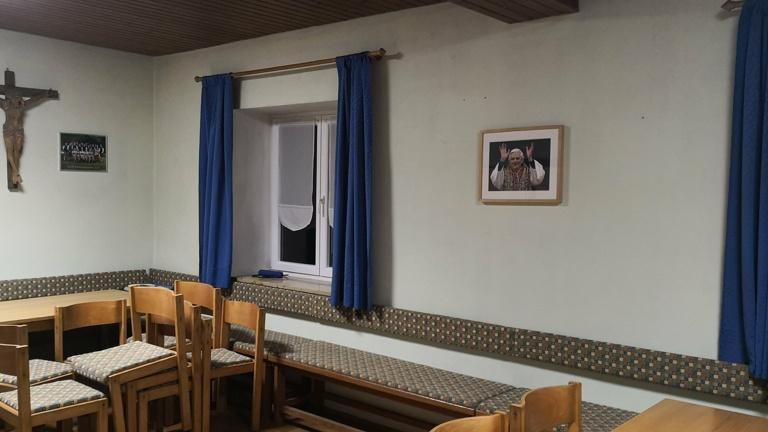 Renovierung des Gruppenraumes in Mettenhausen