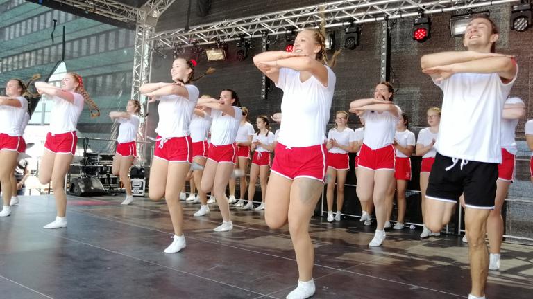 Trainingscamp für 1.Tanzsportverein Bottrop e.V.
