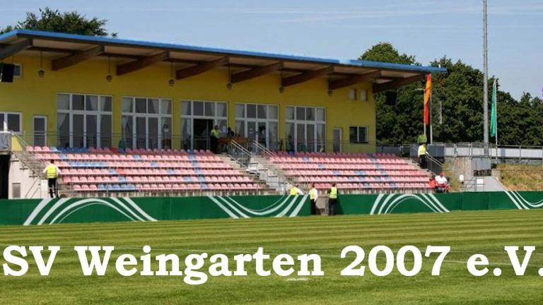 Hilf Deinem SV Weingarten 2007