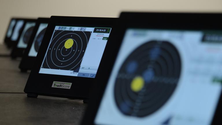 Elektronische Schießanlage für den Schützenverein Brettorf
