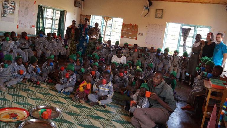 Energizing Education - Strom für ein Kinderzentrum