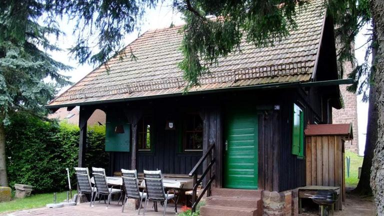 Wanderheim Karl-Bäuerle-Hütte